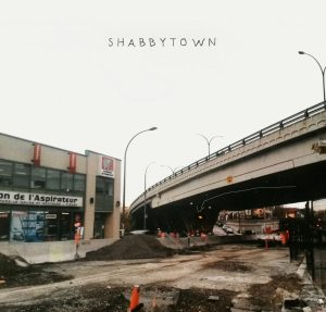 Shabbytown by James Irwin
